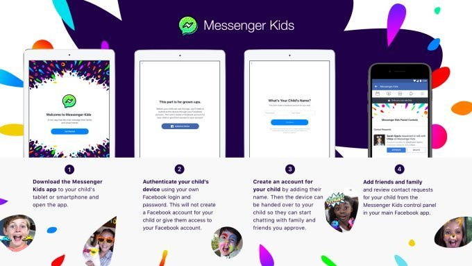 Messenger Kids