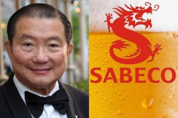 bia sài gòn - ty phu Thai Sabeco 2 - Tỷ phú Thái thâu tóm thành công bia Sài Gòn với cổ phần chi phối gần 54%