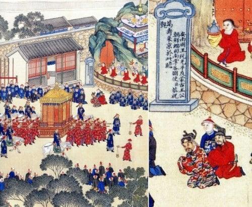 """Về chân dung vua Quang Trung và nghi án """"Giả vương nhập cận"""""""