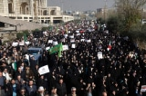 Bieu tinh chong chinh quyen Iran