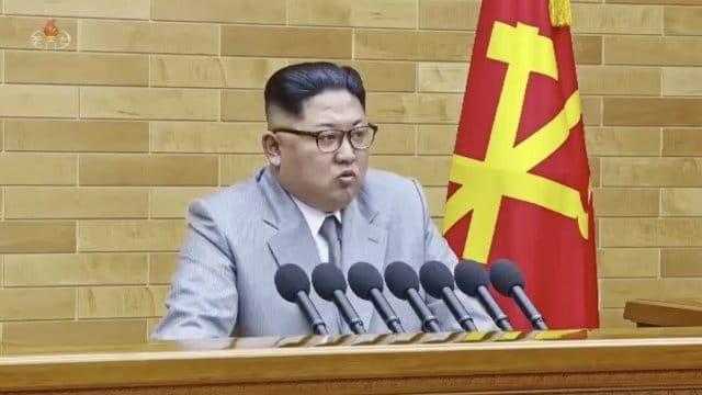 Kim Jong-un 2018