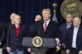 Khảo sát mới đánh giá vai trò của Tổng thống Trump với nền kinh tế Mỹ