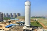 Trung Quốc thử nghiệm tháp lọc khí ô nhiễm lớn nhất thế giới