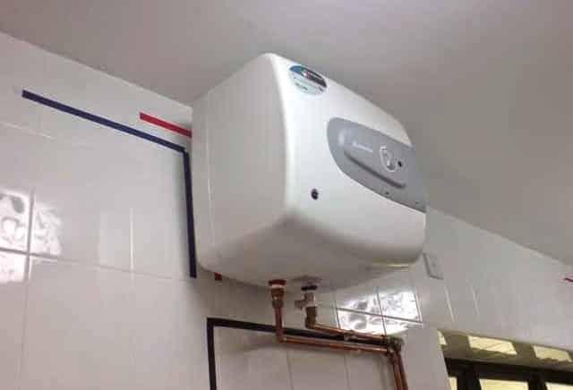 8 lưu ý hữu ích để sử dụng bình nóng lạnh an toàn và tiết kiệm