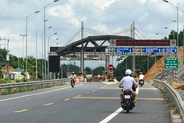 BOT Thái Nguyên - Chợ Mới