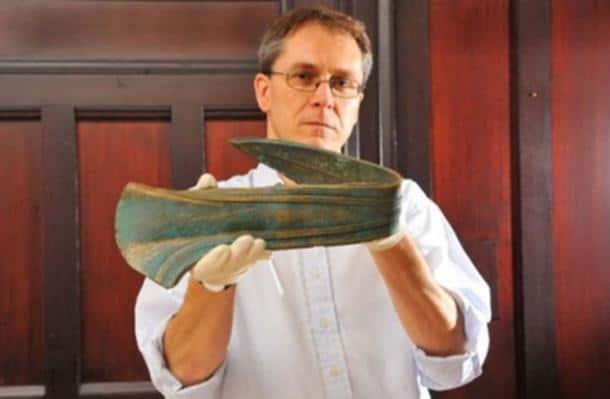 10 cổ vật cực quý, tìm thấy ở những nơi chẳng ai ngờ