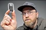 chiếc điện thoại nhỏ nhất thế giới