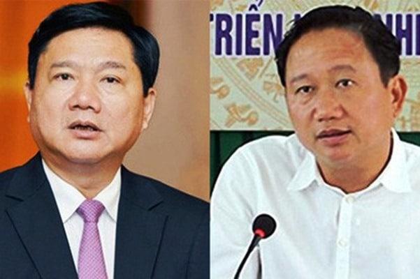 Đinh La Thăng, Trịnh Xuân Thanh