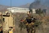 khung bo tai Afghnistan