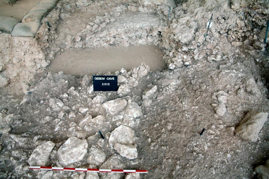 Người tiền sử biết dùng lò sưởi từ 300.000 trước
