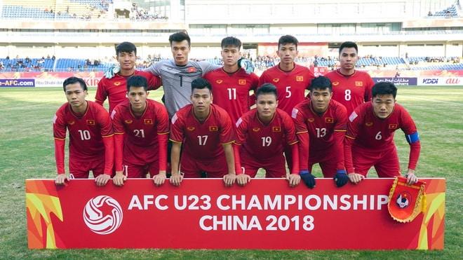 Tap the doi tuyen U23 Viet Nam