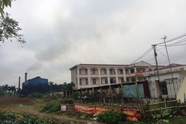 THCS Quán Toan, Thép Việt - Nhật