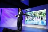 To bằng cả bức tường, TV 146 inch của Samsung được đặt tên 'the wall'