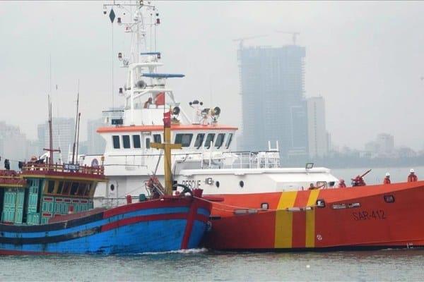 Tàu SAR 412