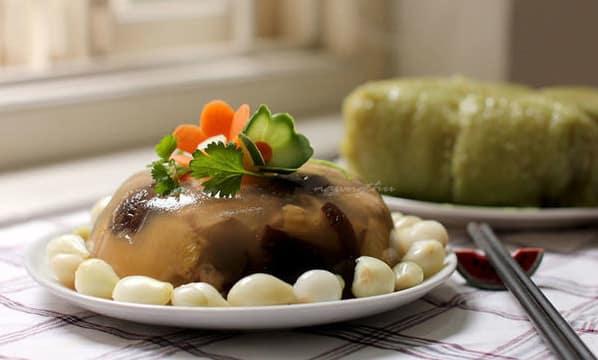 Thịt heo trong bữa ăn ngày Tết ba miền