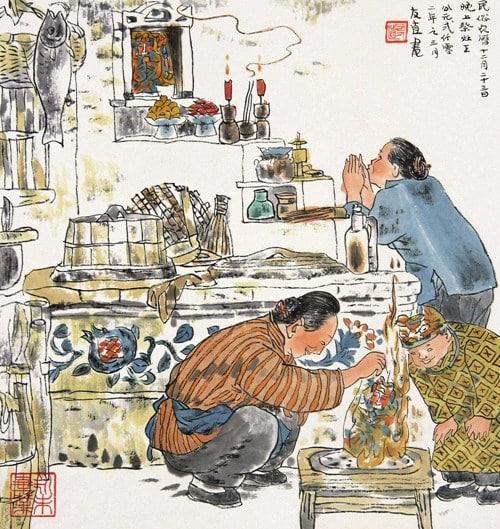 Những nét đẹp văn hóa truyền thống đã, đang và sẽ được người Phương Đông gìn giữ đến tận mai sau