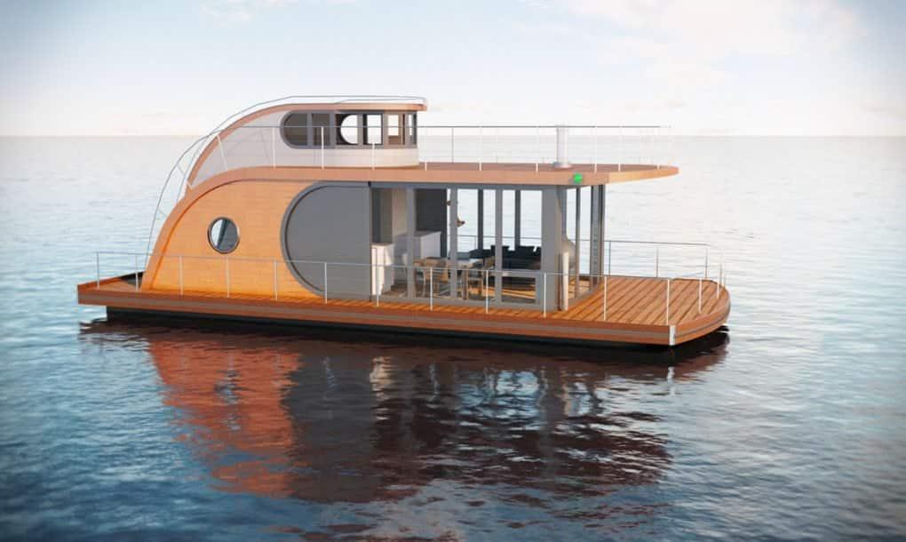nhà thuyền