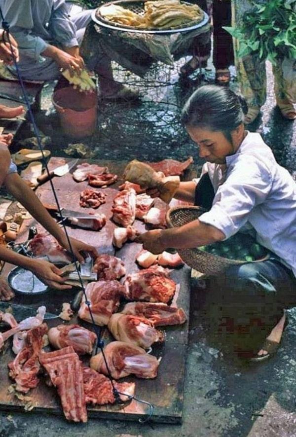Quán Hàng Hà Nội đầu những năm 90 (Ảnh)