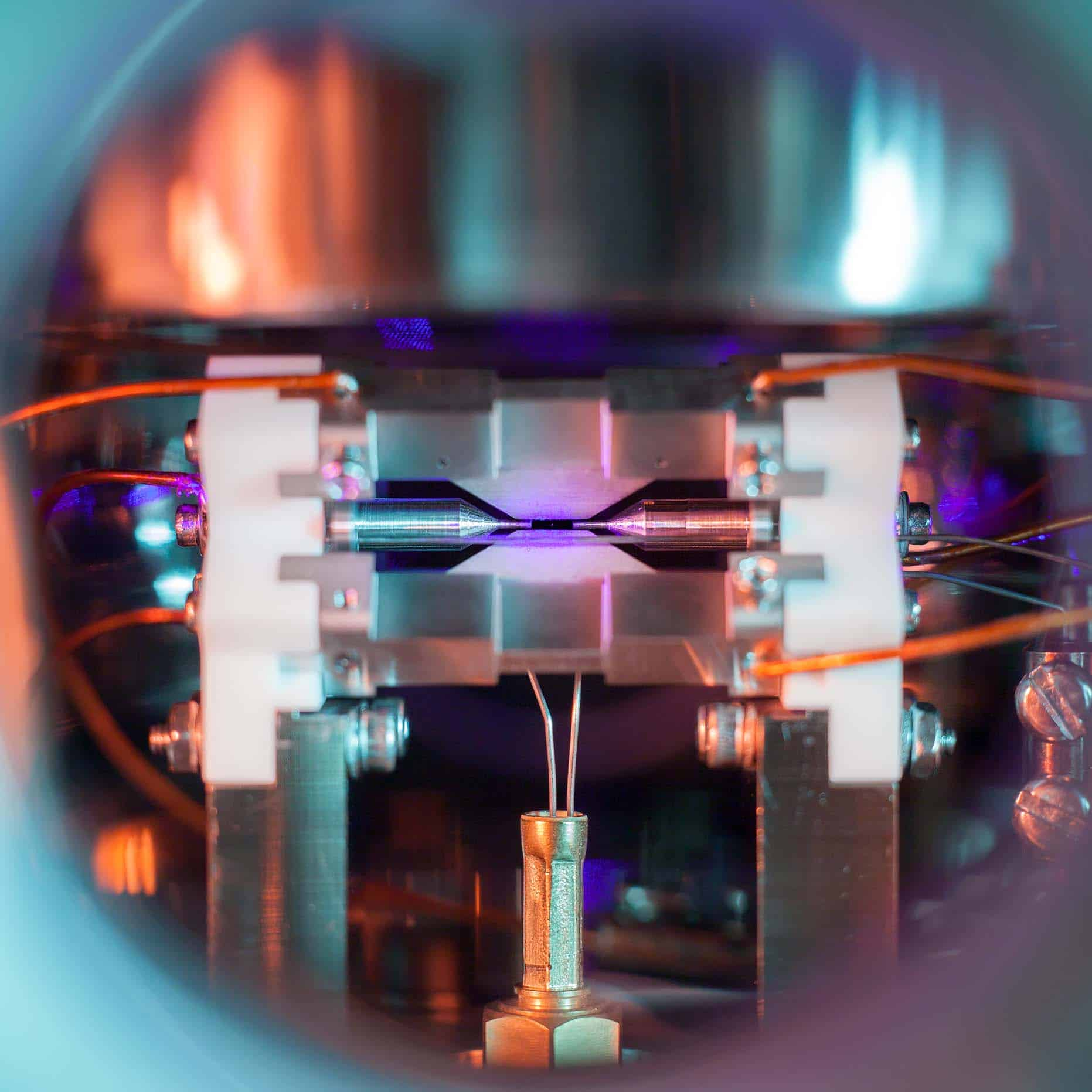 Tấm ảnh chụp 1 nguyên tử