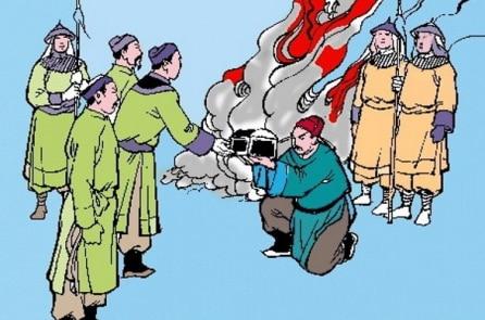 Số phận những tôn thất nhà Trần đầu hàng quân Nguyên