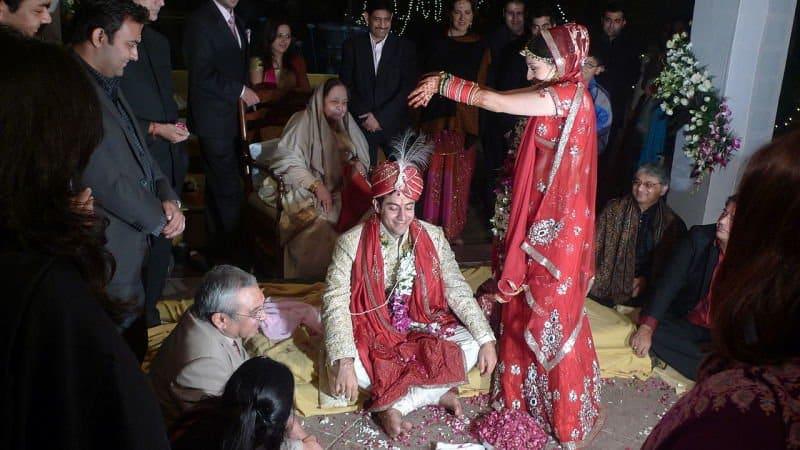 lễ cưới ấn độ