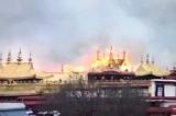 Cháy lớn tại ngôi đền linh thiêng bậc nhất Tây Tạng