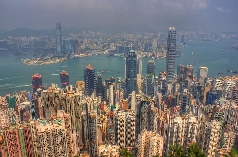 nhà cao ốc tại Trung Quốc