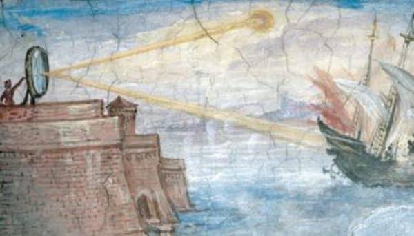 5 siêu vũ khí của thế giới cổ đại