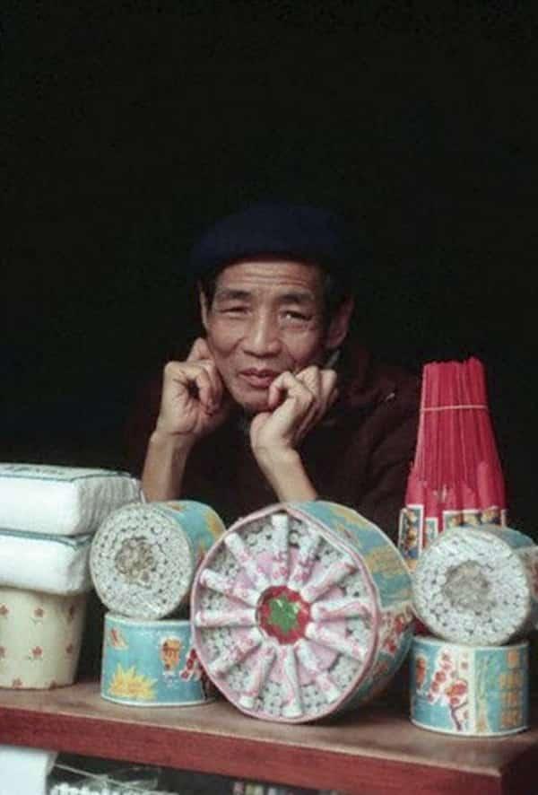 Những bức ảnh độc đáo về Hà Nội.