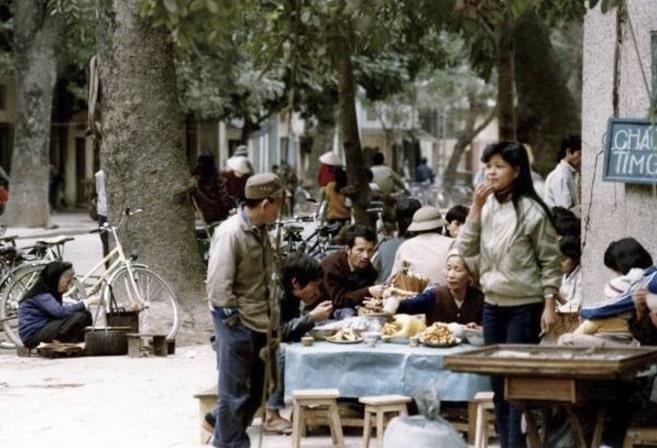 Những bức hình độc đáo về Hà Nội.