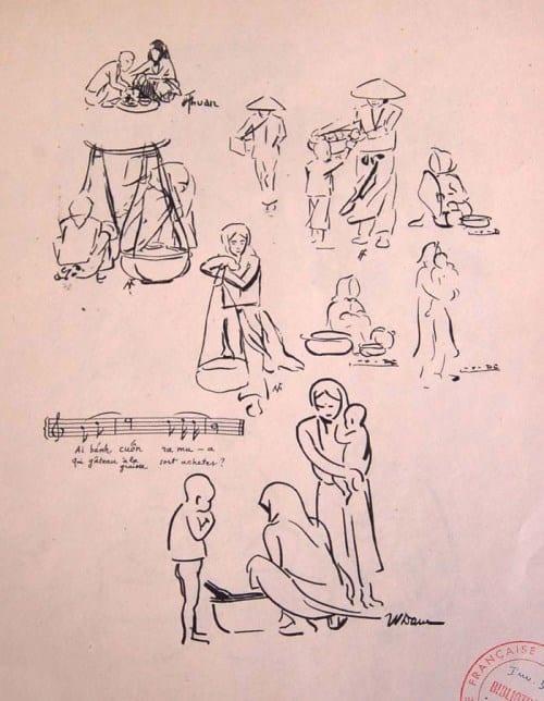 Tiếng rao hàng ở Việt Nam thời Pháp thuộc