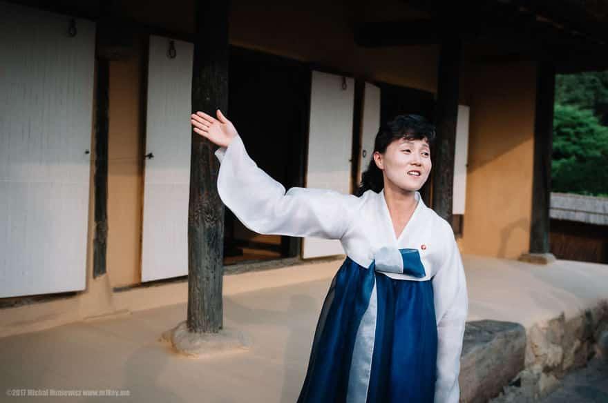 nông thôn Triều Tiên