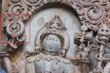 Đền Hoysaleswara, Ấn Độ: Những cột trụ đá cổ đại được chế tác bằng… máy tiện?