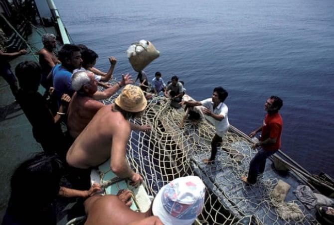Thuyền nhân vượt biển sau biến cố 1975