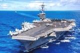 2 nhóm tàu sân bay Mỹ tiến hành tập trận tại Biển Đông