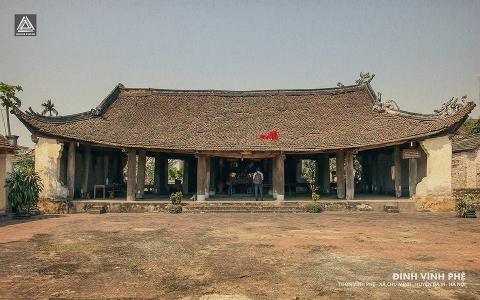Đình làng xưa
