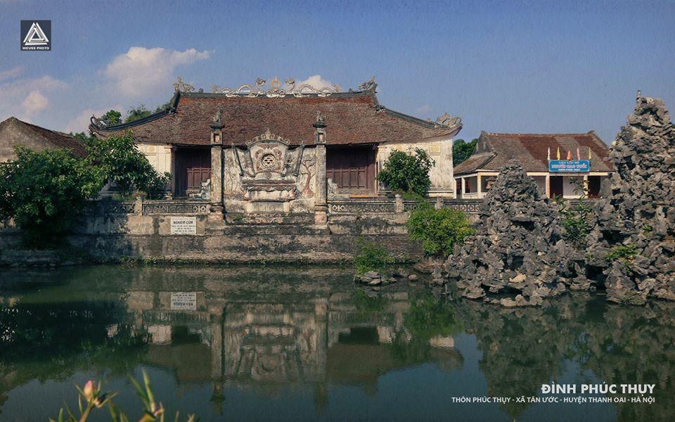 Mái Đình làng Việt