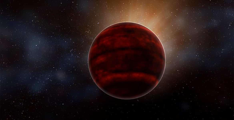 """Một hành tinh có thể tồn tại sự sống gần chúng ta vừa bị """"nướng"""