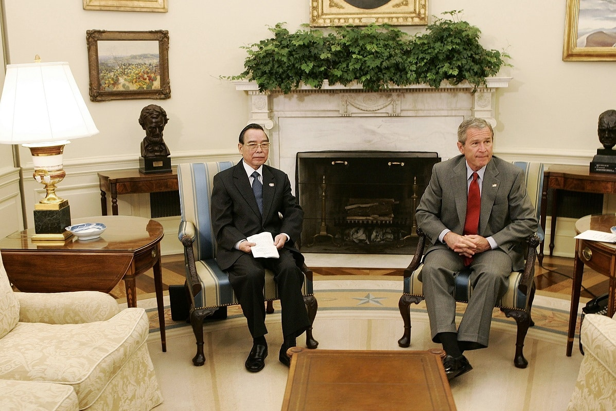 Vietnamese Prime Minister Makes Historic Visit To White House