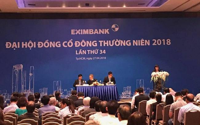 ĐHCĐ Eximbank, Eximbank
