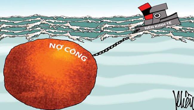 Nợ công của Mỹ khác nợ công của Việt Nam thế nào?