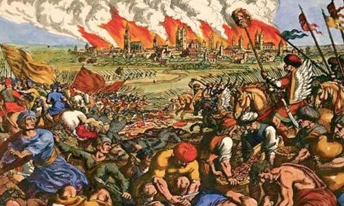 Đưa châu Âu đến thời kỳ Phục Hưng: Có một Thành Cát Tư Hãn rất khác