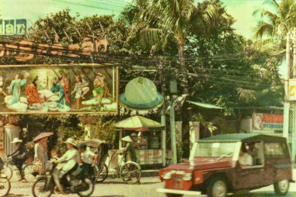 Sài Gòn xưa - Hủ tiếu, bánh bao Cả Cần