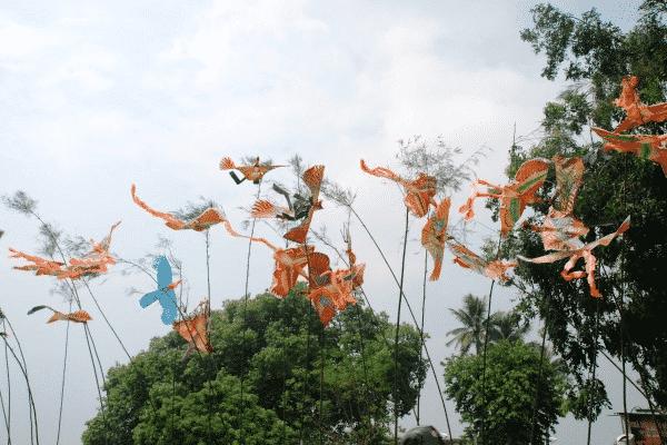 Festival Hue 2018, Le hoi tha dieu