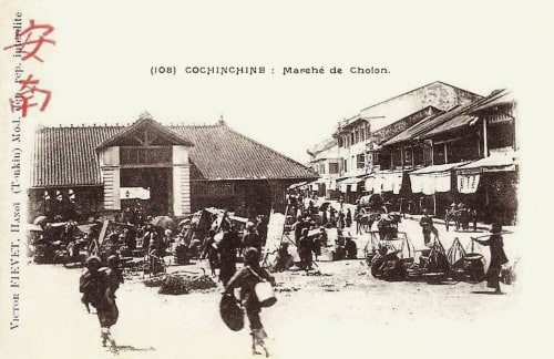 Những hình ảnh về cuộc di dân từ lục địa Trung Hoa sang Việt Nam