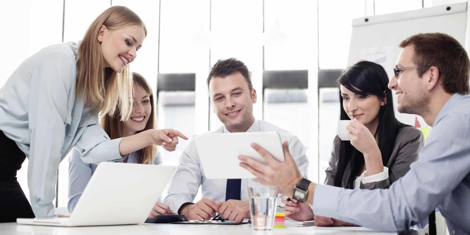 Làm việc theo nhóm, tầm ảnh hưởng