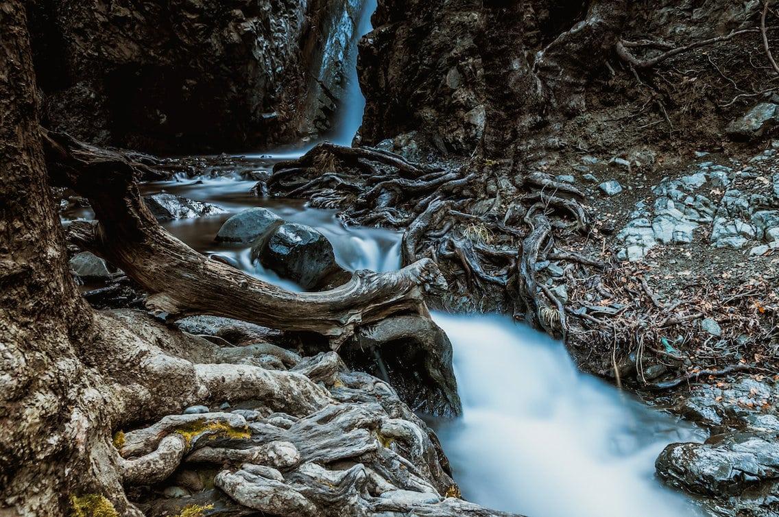 thác nước ngoạn mục ở châu Âu