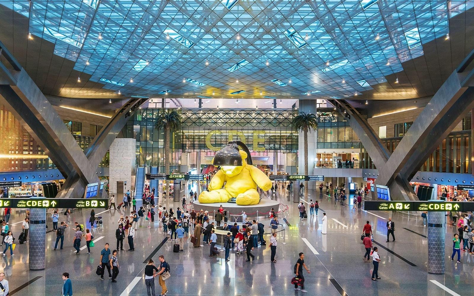 15 sân bay tốt nhất thế giới