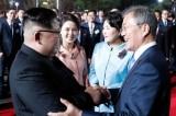 Hoi nghi thuong dinh Kim - Moon
