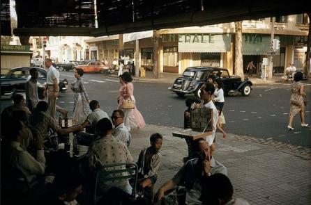 Sài Gòn trong mắt người nước ngoài
